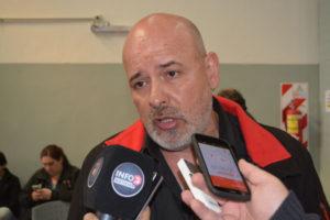 """""""Estamos arriba de los 250 trabajadores que han perdido sus puestos de trabajo en lo que va del año"""", remarcó Daniel Rivarola."""