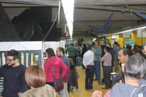 Más de mil visitantes recorrieron los stands de la Expo UTN Ushuaia.