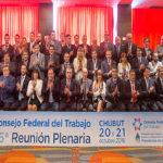 Unánime respaldo del Consejo Federal del Trabajo a la industria de Tierra del Fuego