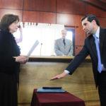 Tres nuevos magistrados prestaron juramento en Río Grande