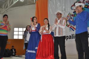 La XV Fiesta de las Colectividades.