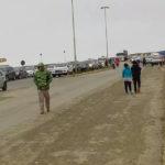 Más de cinco mil personas salieron de la provincia