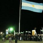 Tierra del Fuego se moviliza en reclamo de la soberanía con un banderazo