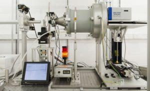 Equipo de dispersión de rayos X del INIFTA.