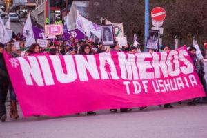 Jornada contra la violencia de género.
