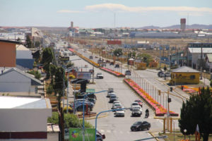 La ciudad de Río Grande denunciará al Reino Unido.