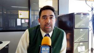 Carlos Santana, secretario General de la Junta de Delegados del Banco Tierra del Fuego.
