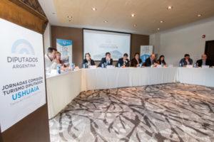 La Comisión de Turismo de Diputados debatió en Ushuaia.