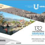 Ushuaia se prepara para sus 132 años de vida