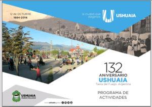 Ushuaia se prepara para sus 132 años de vida.