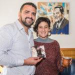 Casiana Torres se presentó en Ushuaia