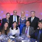 Cena  de fin de año de la Comunidad Universitaria Tecnológica de Tierra del Fuego