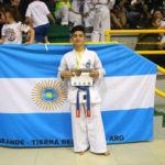 Sudamericano de Taekwondo ITF: Oro para Franco Fernández