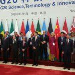 Barañao participó del G20 de Ciencia, Tecnología e Innovación en China