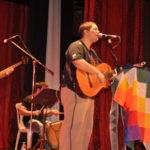 Gonza Lemui en vivo presentó su primer disco