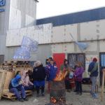 La empresa Yamana no se presentó al Ministerio de Trabajo