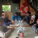 Avances en la concreción de los muelles de pesca artesanal de Ushuaia y Almanza