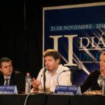 Con eje en la cuestión Malvinas se desarrollaron los segundos 'Diálogos de Río Grande'