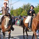 Más de 160 jinetes recorrieron la ciudad