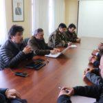 """Oyarzún: """"este acercamiento con las autoridades chilenas, es un paso muy firme que estamos dando"""""""