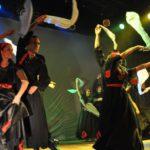 El Ballet Río Grande realizó un multitudinario cierre en la Casa de la Cultura