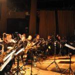 La banda municipal de música cerró el año con un brillante concierto