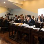 El Presupuesto 2017 se aprobó con los votos del oficialismo y dos legisladores radicales