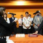 Prestó juramento la nueva comisión Directiva del Colegio Público de Abogados de Río Grande