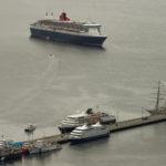 """""""Tendremos un diciembre con mucho movimiento de cruceros"""", dijo Lagraña"""