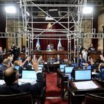 El Senado convirtió en ley el primer Presupuesto de la era Macri