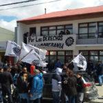 Metalúrgicos ocuparon el Ministerio de Trabajo
