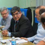 Se realizó la reunión en Buenos Aires por el tema industrial