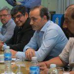 Gobierno nacional recibe dirigentes, empresarios y a la UOM