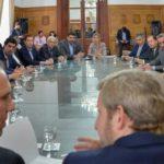 Las provincias y Nación firmaron un acuerdo para el financiamiento de la AFIP