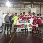 Finalizaron las actividades deportivas 2016 de la UTN