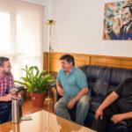 Vuoto se reunió con dirigentes de ATE