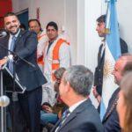 Vuoto inauguró el centro preventivo local de adicciones de Ushuaia