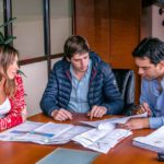 Grupo Newsan y la Municipalidad de Ushuaia firmaron el inicio de obra para la remodelación de la plaza Gaucho Rivero