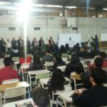 """Ferreyra: """"nuestra tarea es alentar a los jóvenes y adultos de Tierra del Fuego para que quieran seguir preparándose"""""""