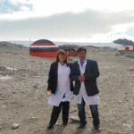 Rinden homenaje al maestro antártico Sergio Allaman