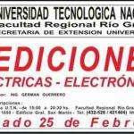 La UTN dictará un curso de Mediciones Eléctricas-Electrónicas