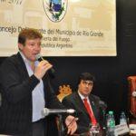 Melella abrió sesiones ordinarias con un fuerte discurso de compromiso social
