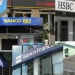 No habrá atención bancaria hoy y mañana entre las 13 y las 15 horas