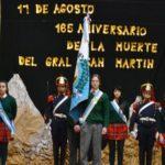 La UTN rendirá homenaje al General San Martín