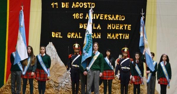 Este miércoles a la tarde, se prepara un sencillo acto de homenaje al General Don José de San Martín a 239 años de su natalicio en la sede de la Facultad Regional Río Grande de la Universidad Tecnológica Nacional.