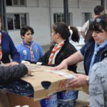 Se envían 19 toneladas de mercadería a los inundados en Buenos Aires y Santa Fe