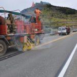 Tito Stefani anunció que se vienen 250 km de asfalto en Ruta 3