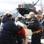 La actividad portuaria cayó en Ushuaia un 70%