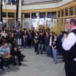Con una clase pública, el gremio docente de la UTN adhirió a la jornada nacional de lucha por la Educación Pública