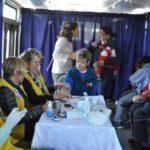Importante relevamiento socio sanitario en Tolhuin con la campaña 'Corazones Escondidos'